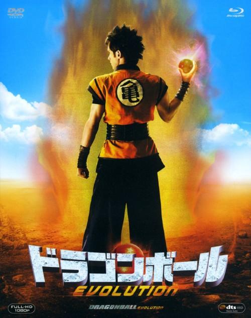【中古】初限)ドラゴンボール EVOLUTION DVD付 【ブルーレイ】/ジャスティン・チャットウィン