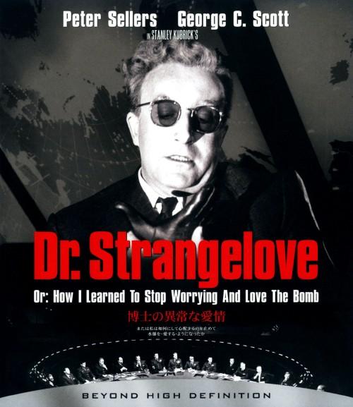 【中古】博士の異常な愛情 または私は如何にして… 【ブルーレイ】/ピーター・セラーズ