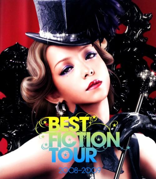 【中古】namie amuro BEST FICTION TOUR 2008-2009 【ブルーレイ】/安室奈美恵