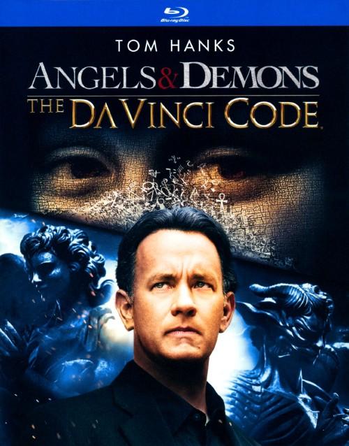 【中古】「天使と悪魔」「ダ・ヴィンチ・コード」ダブルパック 【ブルーレイ】/トム・ハンクス