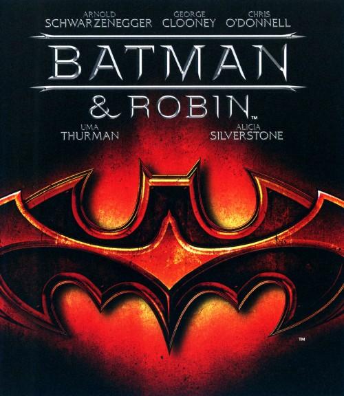 【中古】バットマン&ロビン Mr.フリーズの逆襲! 【ブルーレイ】/アーノルド・シュワルツェネッガー