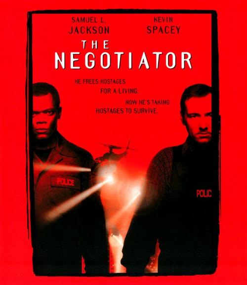 【中古】交渉人 (1998) 【ブルーレイ】/サミュエル・L・ジャクソン