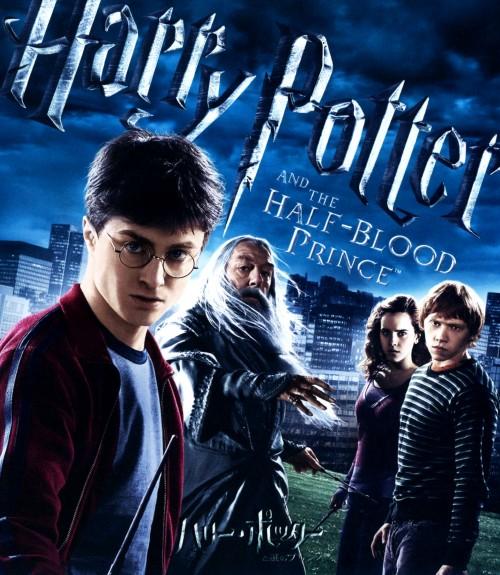 【中古】ハリー・ポッターと謎のプリンス 【ブルーレイ】/ダニエル・ラドクリフ
