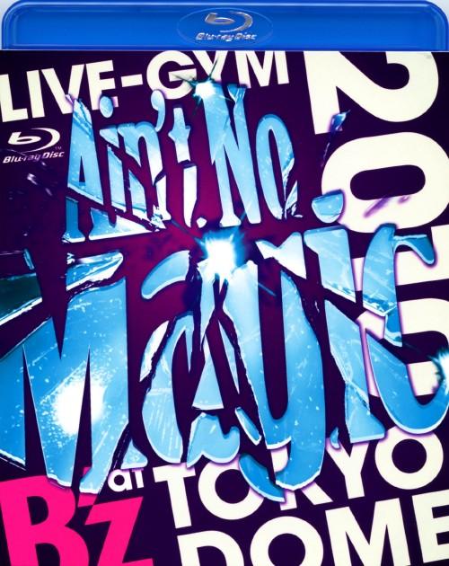 【中古】B'z LIVE-GYM 2010 Ain't No Magic at… 【ブルーレイ】/B'z