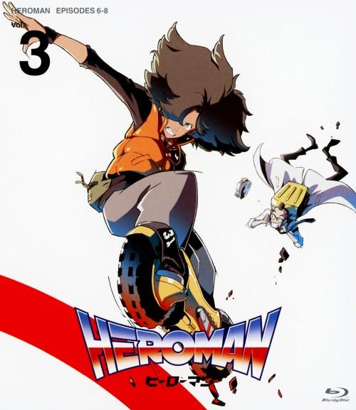 【中古】初限)3.HEROMAN 【ブルーレイ】/小松未可子