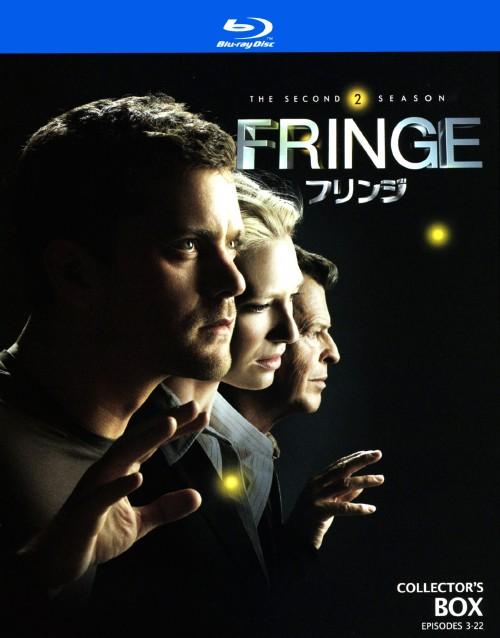【中古】FRINGE/フリンジ 2nd コレクターズ・BOX 【ブルーレイ】/アナ・トーヴ