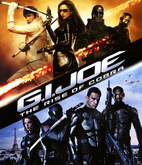 【中古】G.I.ジョー (2009) SP・コレクターズ・ED 【ブルーレイ】/チャニング・テイタム
