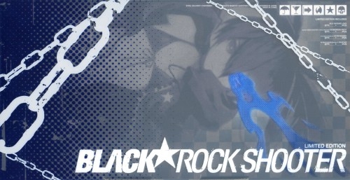 【中古】初限)BLACK・ROCK SHOOTER Blu-ray&DVDセット 【ブルーレイ】/花澤香菜