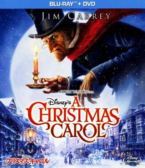 【中古】Disney's クリスマス・キャロル(2009)ブルーレイ+DVDセット 【ブルーレイ】/ジム・キャリー