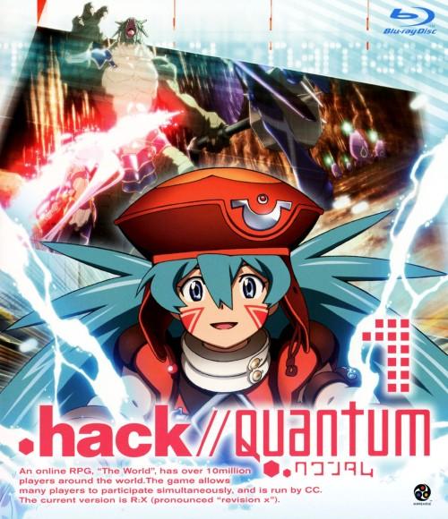 【中古】1..hack//Quantum 【ブルーレイ】/花澤香菜