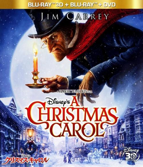 【中古】Disney's クリスマス・キャロル(2009)3D BD+DVDセット 【ブルーレイ】/ジム・キャリー