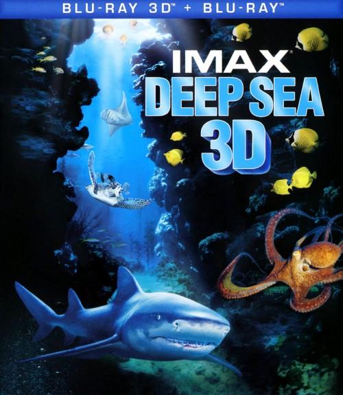 【中古】DEEP SEA 3D&2D 【ブルーレイ】