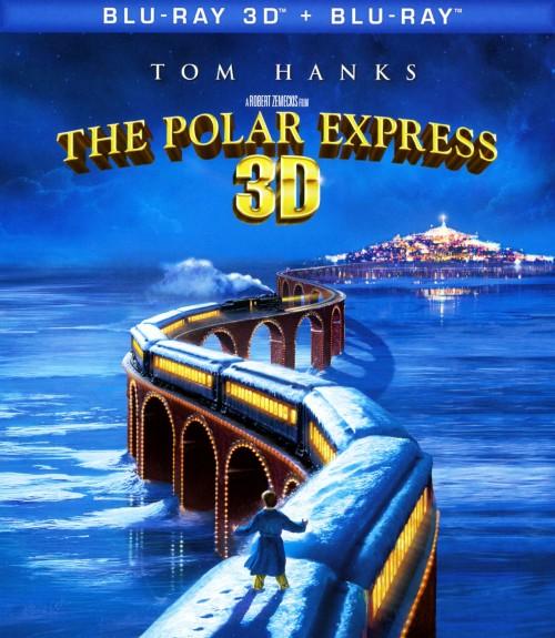 【中古】ポーラー・エクスプレス 3D&2D 【ブルーレイ】/トム・ハンクス