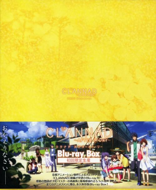 【中古】初限)CLANNAD AFTER STORY Blu-ray Box 【ブルーレイ】/中村悠一