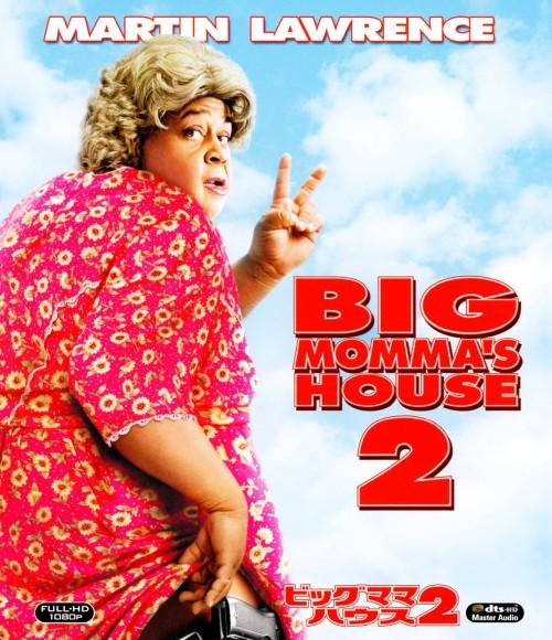 【中古】2.ビッグママ・ハウス 【ブルーレイ】/マーティン・ローレンス