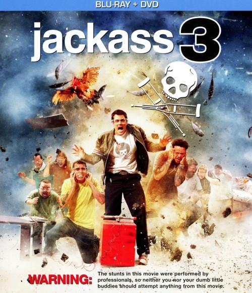 【中古】3.ジャッカス ブルーレイ&DVDセット 【ブルーレイ】/ジョニー・ノックスヴィル