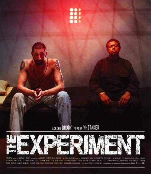 【中古】エクスペリメント (2010) 【ブルーレイ】/エイドリアン・ブロディ