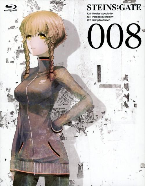 【中古】初限)8.STEINS;GATE 【ブルーレイ】/宮野真守