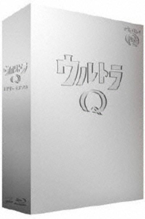 【中古】2.総天然色ウルトラQ BOX (完) 【ブルーレイ】/佐原健二
