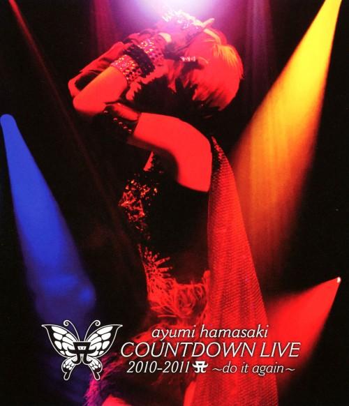 【中古】ayumi hamasaki COUNTDOWN LIVE2010-2011… 【ブルーレイ】/浜崎あゆみ