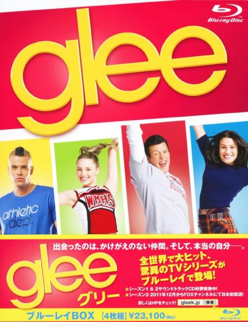 【中古】glee グリー BOX 【ブルーレイ】/マシュー・モリソン