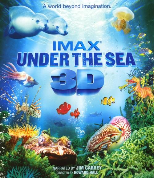 【中古】IMAX:UNDER THE SEA 3D 【ブルーレイ】/ジム・キャリー