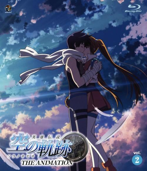 【中古】2.英雄伝説 空の軌跡 (完)【ブルーレイ】/神田朱未