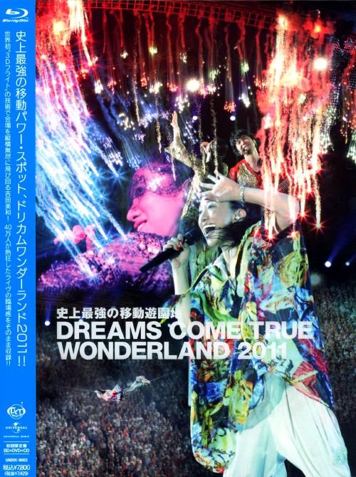 【中古】初限)史上最強の移動遊園地 DREAMS…2011 【ブルーレイ】/DREAMS COME TRUE