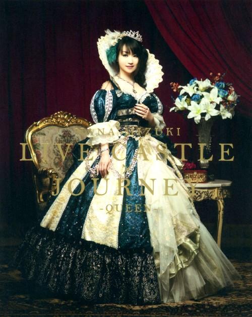 【中古】NANA MIZUKI LIVE CASTLE×JOURNEY -QUEEN- 【ブルーレイ】/水樹奈々