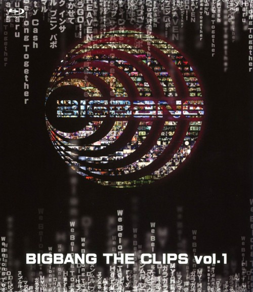 【中古】1.BIGBANG THE CLIPS 【ブルーレイ】/BIGBANG