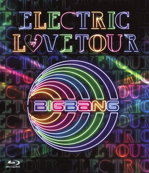 【中古】BIGBANG/ELECTRIC LOVE TOUR 2010 【ブルーレイ】/BIGBANG