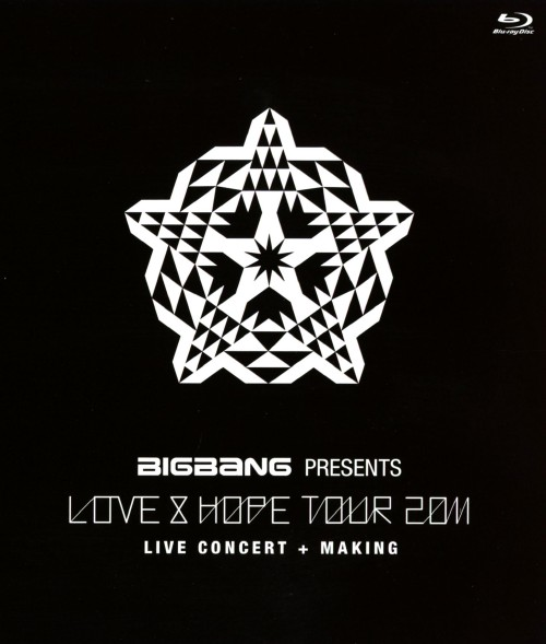 【中古】BIGBANG/PRESENTS LOVE&HOPE TOUR 2011 【ブルーレイ】/BIGBANG