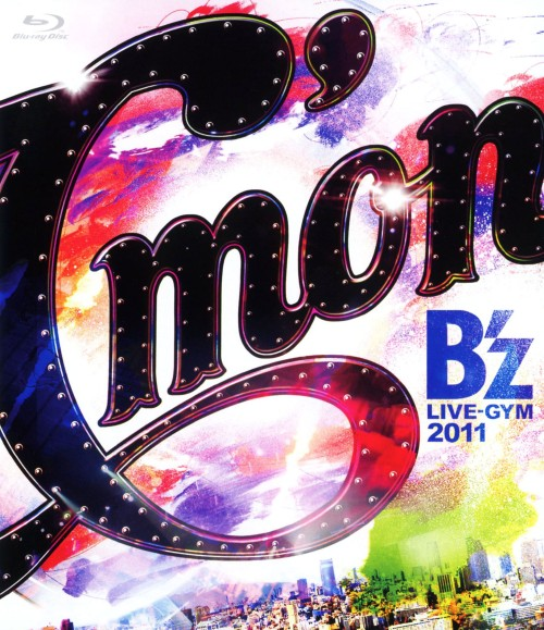 【中古】B'z LIVE-GYM 2011-C'mon- 【ブルーレイ】/B'z