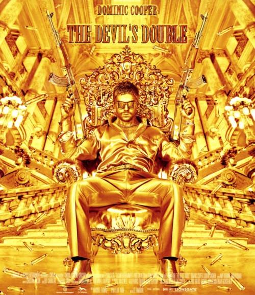 【中古】【18歳以上対象】デビルズ・ダブル −ある影武者の物語− 【ブルーレイ】/ドミニク・クーパー