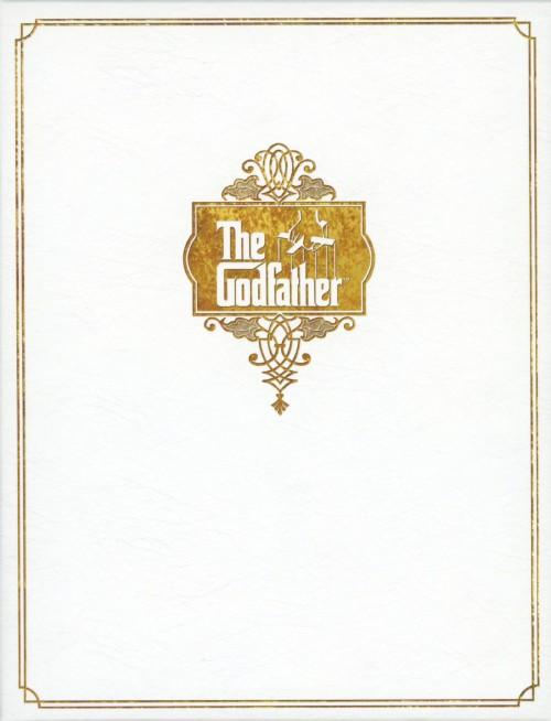 【中古】ゴッドファーザー 製作40周年記念 BD・コレクターズ・ED 【ブルーレイ】/マーロン・ブランド