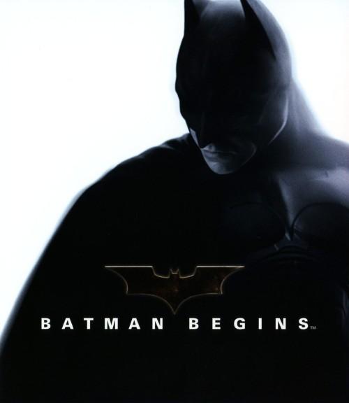 【中古】初限)バットマン ビギンズ 【ブルーレイ】/クリスチャン・ベール