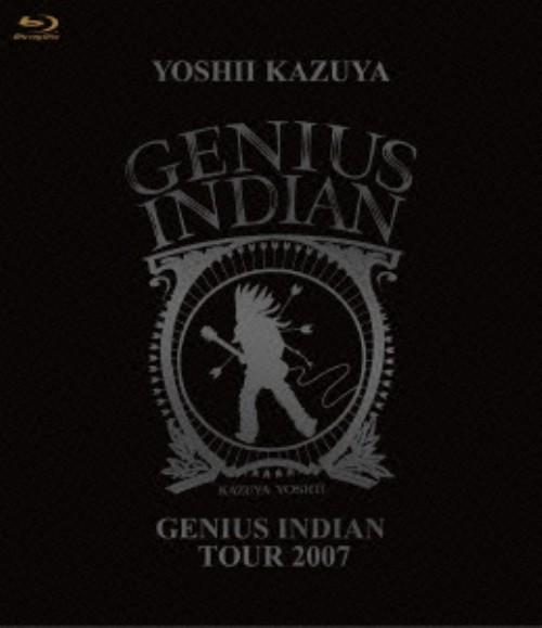 【中古】吉井和哉/GENIUS INDIAN TOUR 2007 【ブルーレイ】/吉井和哉