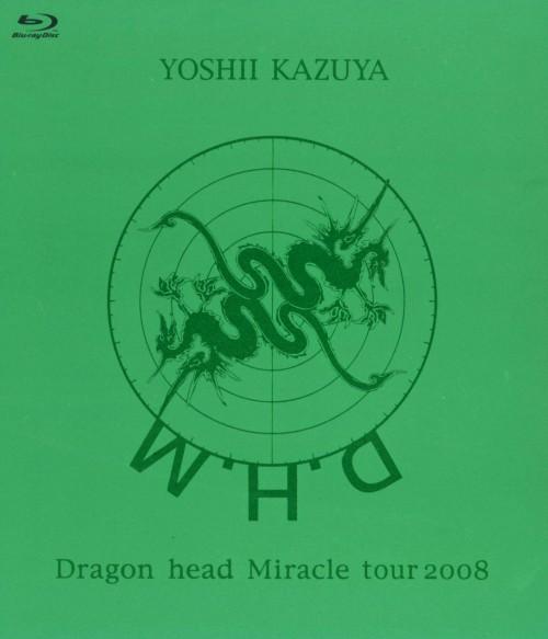 【中古】吉井和哉/Dragon head Miracle tour 2008 【ブルーレイ】/吉井和哉