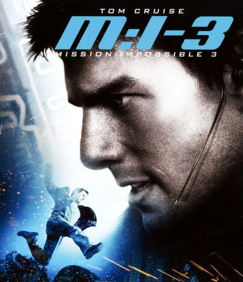 【中古】M:i:3 【ブルーレイ】/トム・クルーズ