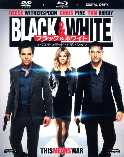 【中古】Black&White/ブラック&ホワイト エクステンデッド・ED 【ブルーレイ】/リース・ウィザースプーン