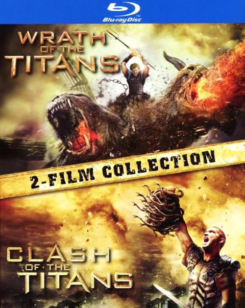 【中古】初限)タイタンの戦い&タイタンの逆襲 ツインパック 【ブルーレイ】/サム・ワーシントン