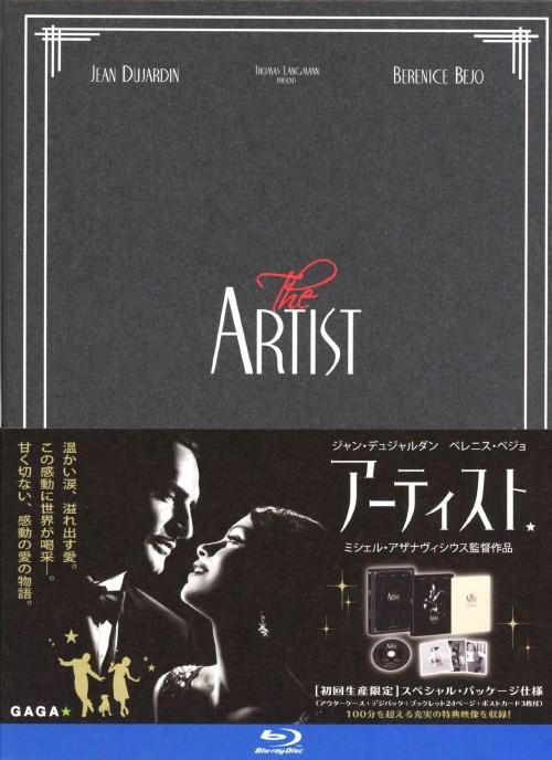 【中古】アーティスト コレクターズ・ED 【ブルーレイ】/ジャン・デュジャルダン