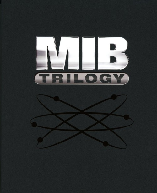 【中古】メン・イン・ブラック トリロジー ブルーレイBOX 【ブルーレイ】/トミー・リー・ジョーンズ