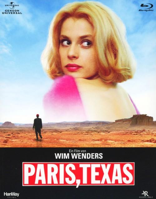 【中古】初限)パリ、テキサス コレクターズED【ブルーレイ】/ハリー・ディーン・スタントン