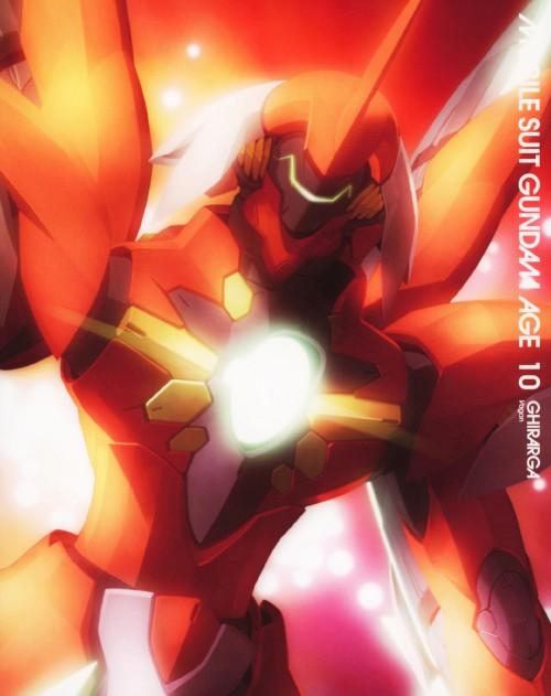 【中古】初限)10.機動戦士ガンダムAGE 豪華版 【ブルーレイ】/山本和臣