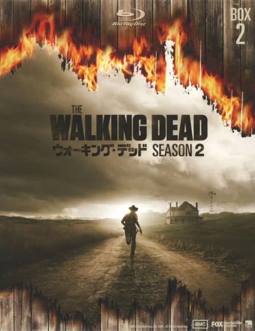 【中古】2.ウォーキング・デッド 2nd BOX (完) 【ブルーレイ】/アンドリュー・リンカーン