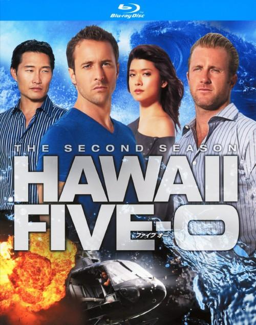 【中古】HAWAII FIVE−0 2nd BOX 【ブルーレイ】/アレックス・オロックリン