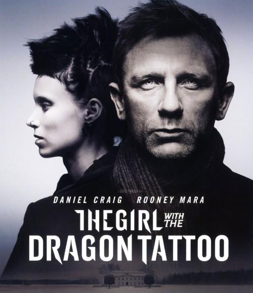 【中古】ドラゴン・タトゥーの女 【ブルーレイ】/ダニエル・クレイグ