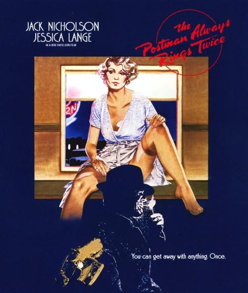 【中古】郵便配達は二度ベルを鳴らす (1981) 【ブルーレイ】/ジャック・ニコルソン