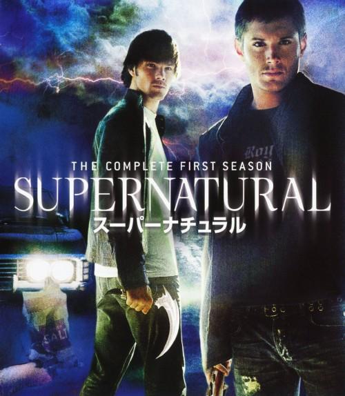 【中古】スーパーナチュラル 1st コンプリート・セット 【ブルーレイ】/ジャレッド・パダレッキ